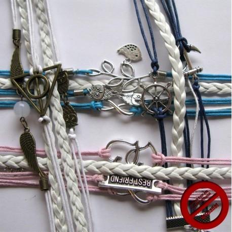 Bracelet d'amitié (Attention produit non artisanal)