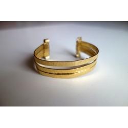 Bracelet triple rang