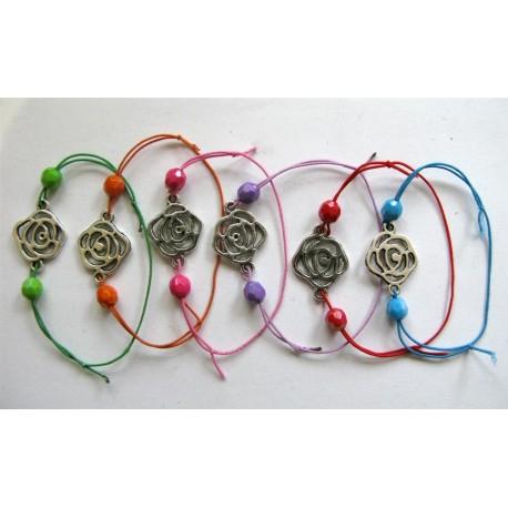 Bracelet enfant élastique (différents coloris)